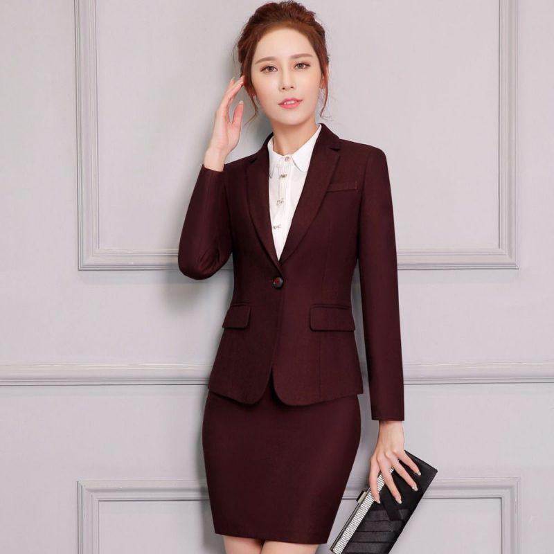 Thiết kế áo đồng phục công ty lịch sự