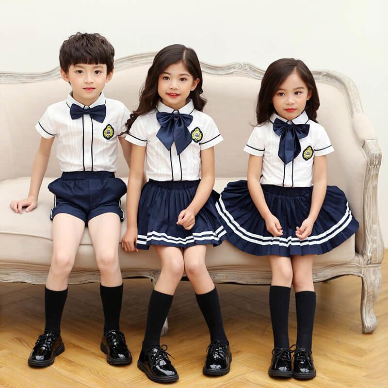 Đồng phục học sinh mầm non tại Hà Nội