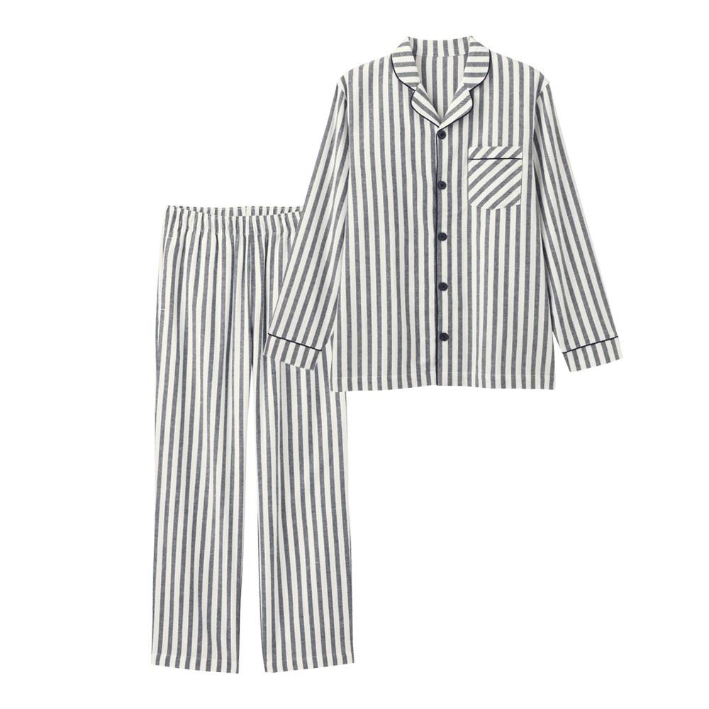 Pijama kẻ sọc - Pijama sọc đen trắng cá tính