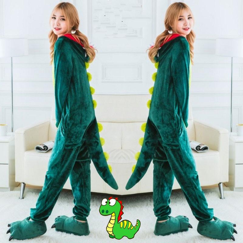 Pijama animals - đồ ngủ hình thú khùng long