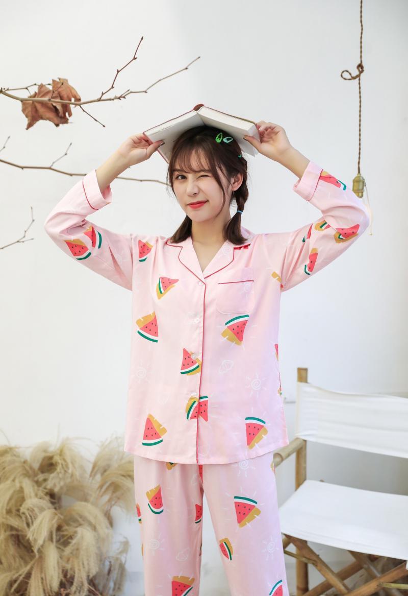 Pijama trái cây - Pijama dưa hấu