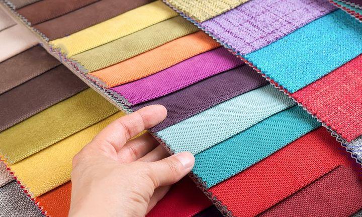Bảng màu vải thun - Vải may quần áo đồng phục giáo viên mầm non