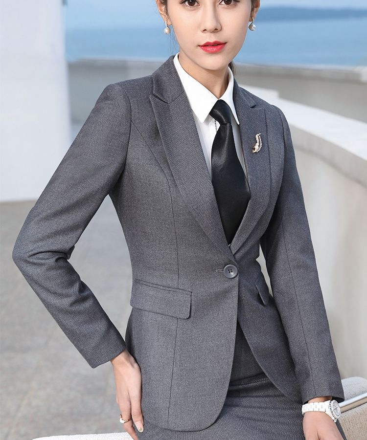 Mẫu vest đồng phục doanh nghiệp sang trọng