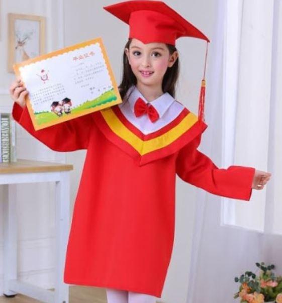 Đồ tốt nghiệp mầm non cho bé gái
