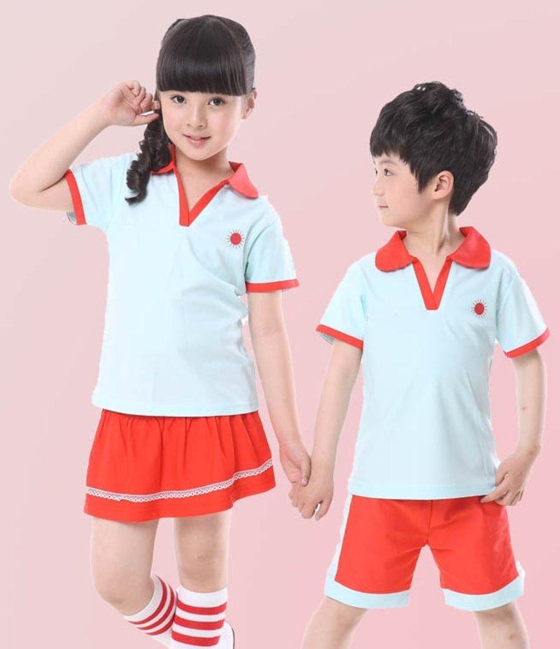 Đồng phục cho bé mầm non mặc thoải mái