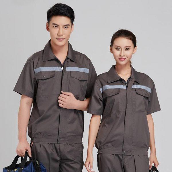 May Đồng phục Công nhân tại Hà Nội
