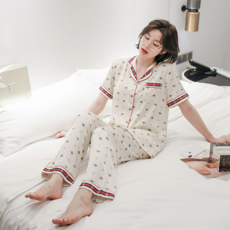 Đồ bộ mặc nhà pijama tại Bắc Ninh cao cấp