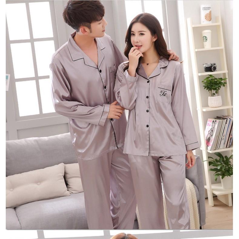 Pijama lụa cao cấp tại Bắc Ninh