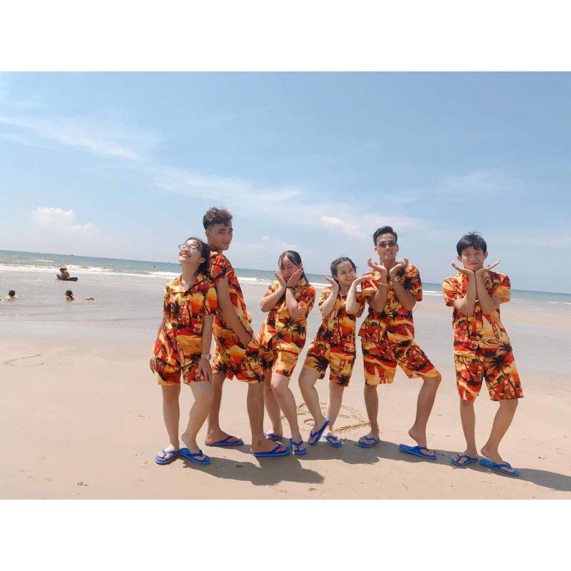 Các kiểu đồ bộ pijama đẹp tại Bắc Ninh