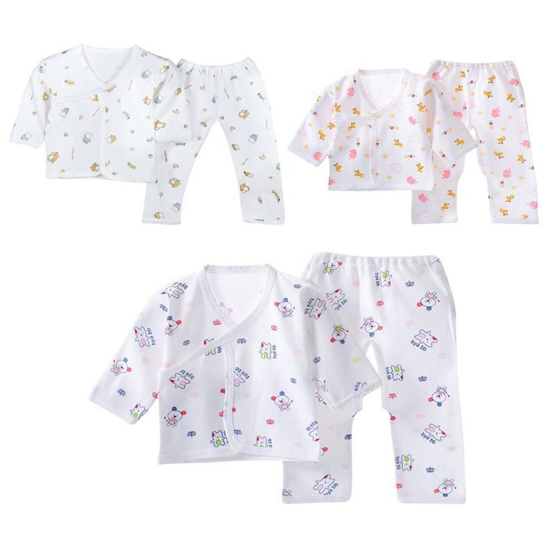 Bộ pijama đơn giản cho bé