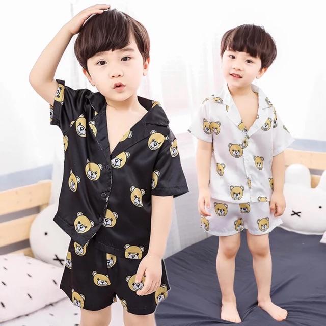 Bộ đồ pijama cho bé trai