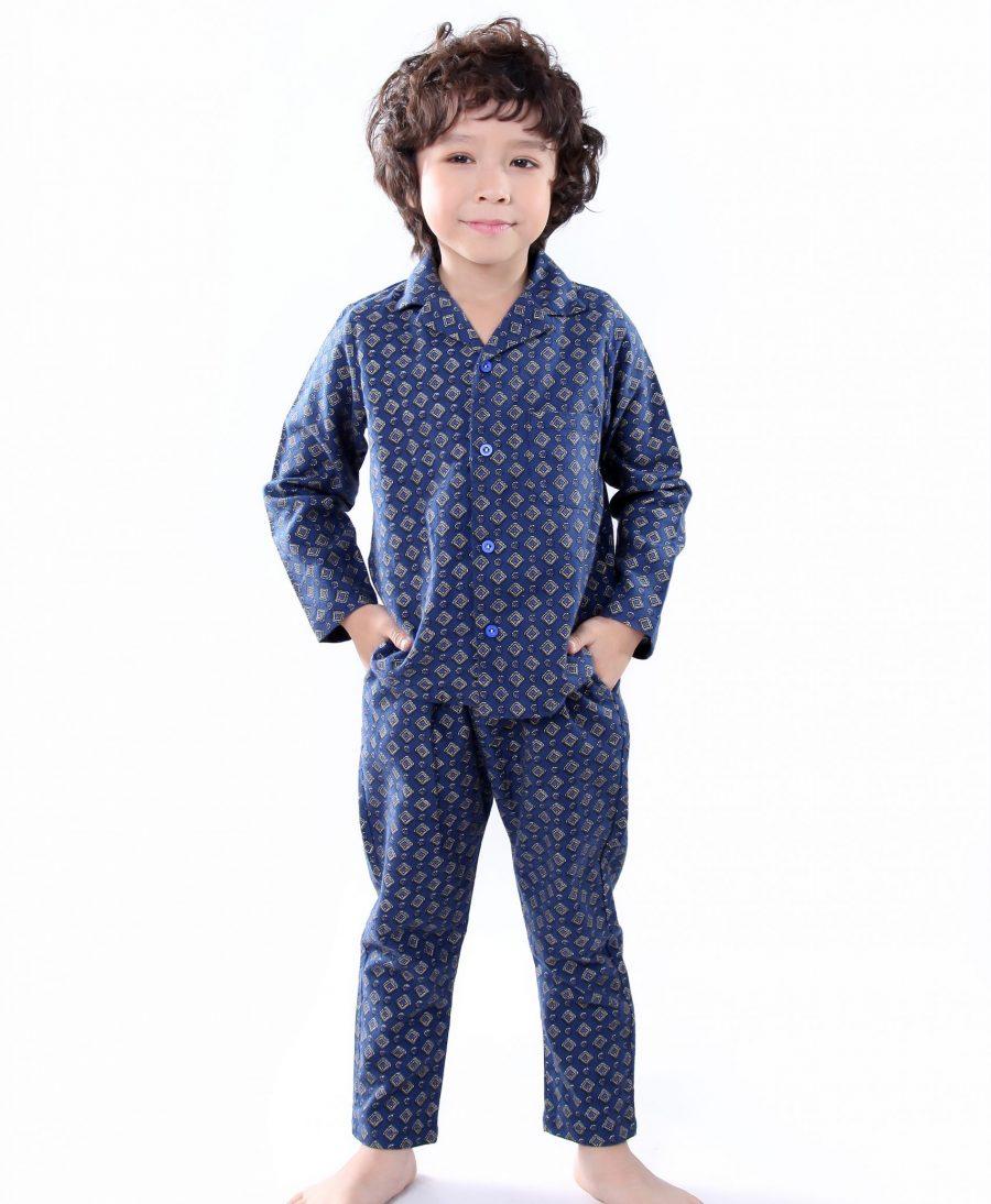Đồ ngủ pijama cho bé trai
