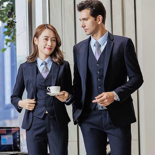 Mẫu áo đồng phục công ty đẹp