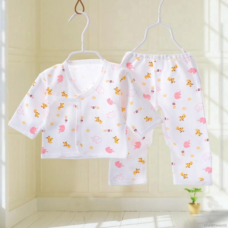 Bộ pijama cho trẻ nhỏ đáng yêu