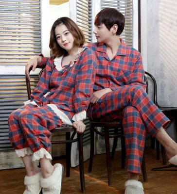 pijama đôi - pijama couple