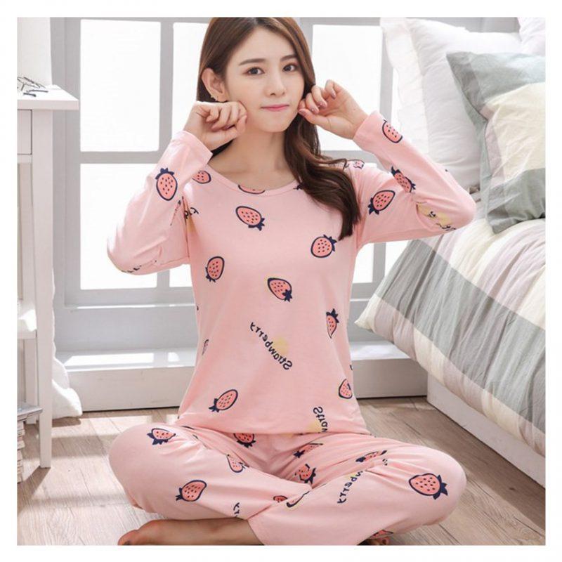 Đồ bộ pijama nữ cao cấp nữ tính
