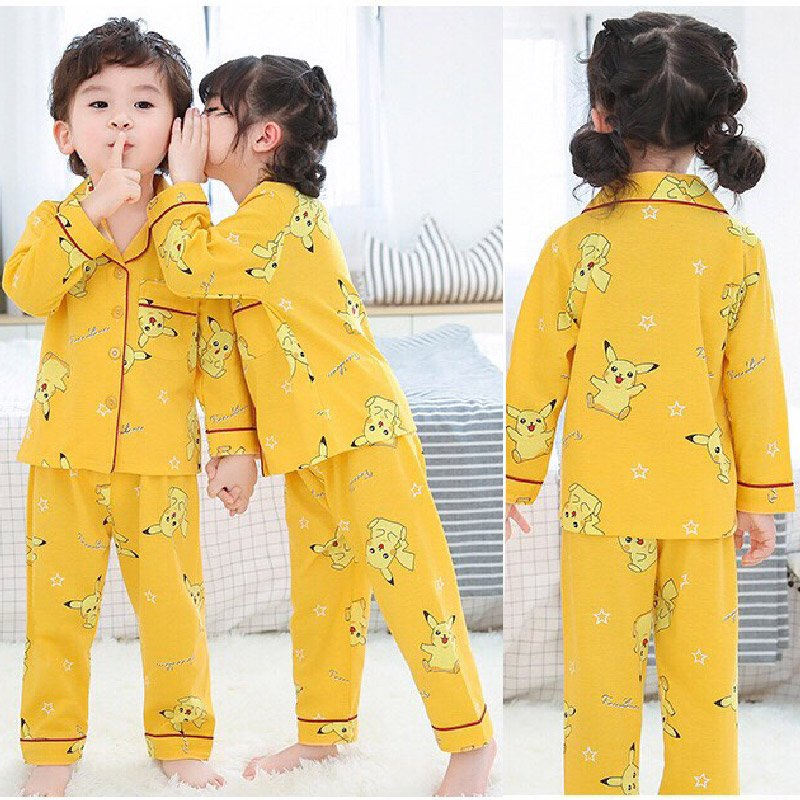 Những mẫu pijama trẻ em đẹp
