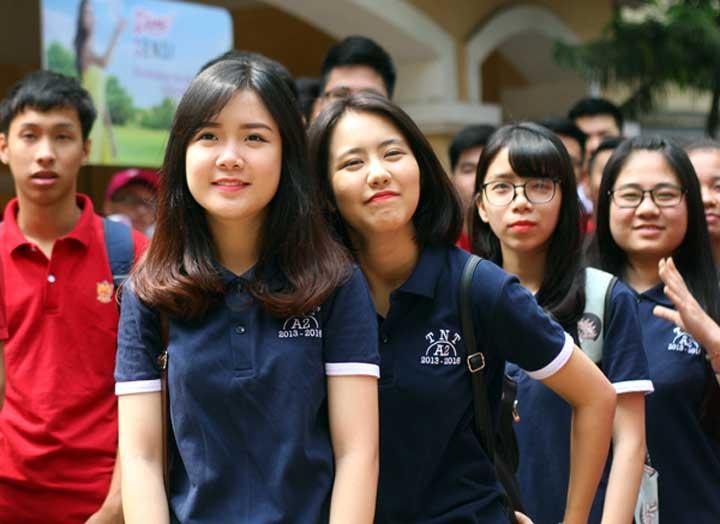 Áo đồng phục nhóm tại Bắc Ninh