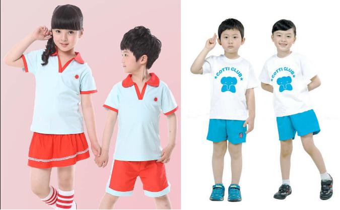 Đồng phục cho trẻ mầm non