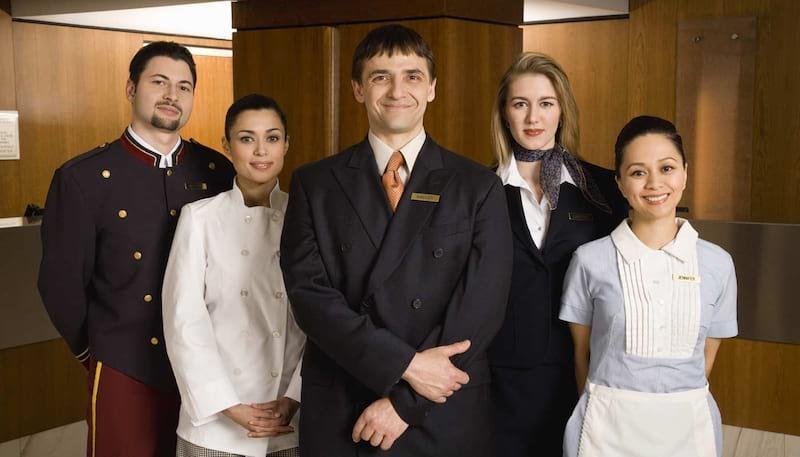 Các mẫu áo đồng phục nhà hàng đẹp