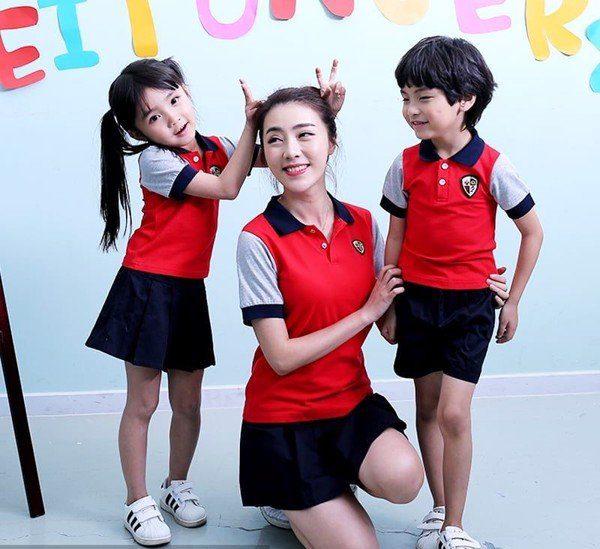 Đồng phục cô giáo mầm non đẹp
