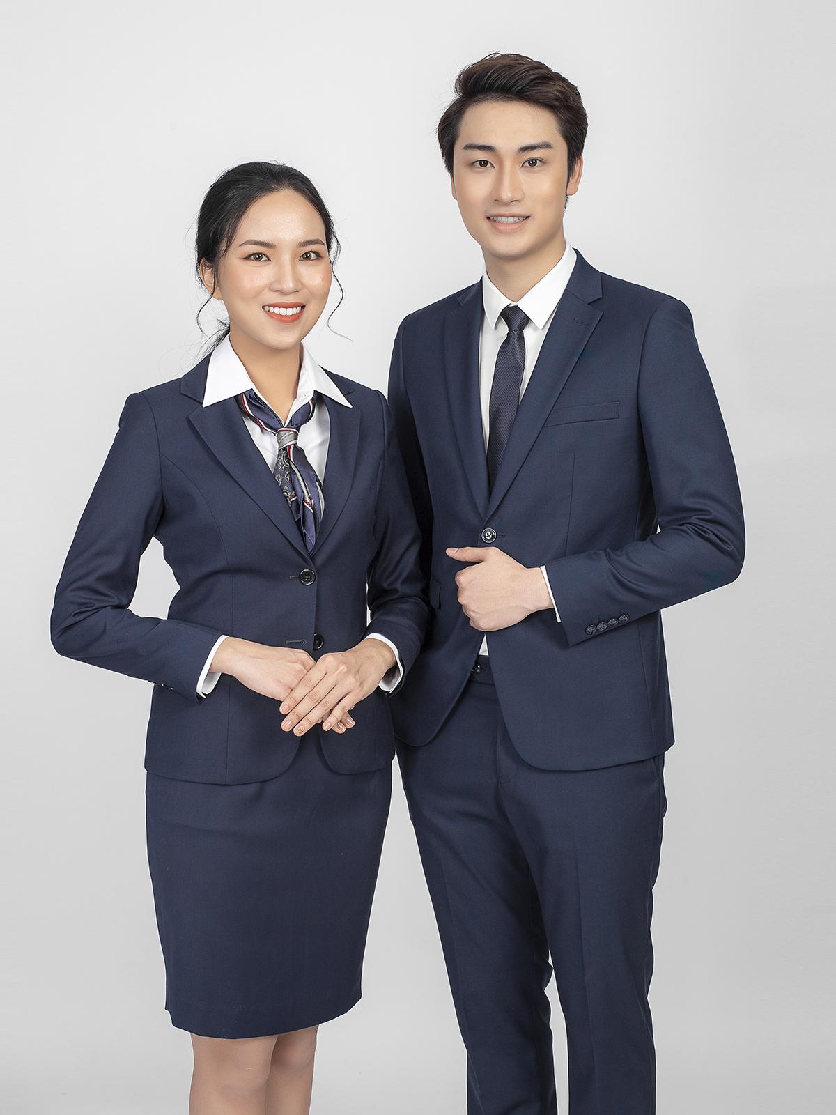 Mẫu áo đồng phục công ty tại Bắc Ninh