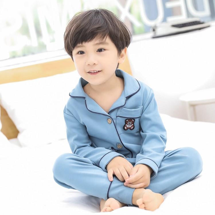 Pijama trẻ em đơn giản, dễ thương