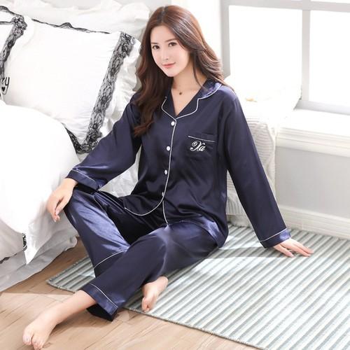 Pijama dài tay tại Hà Nội đơn giản
