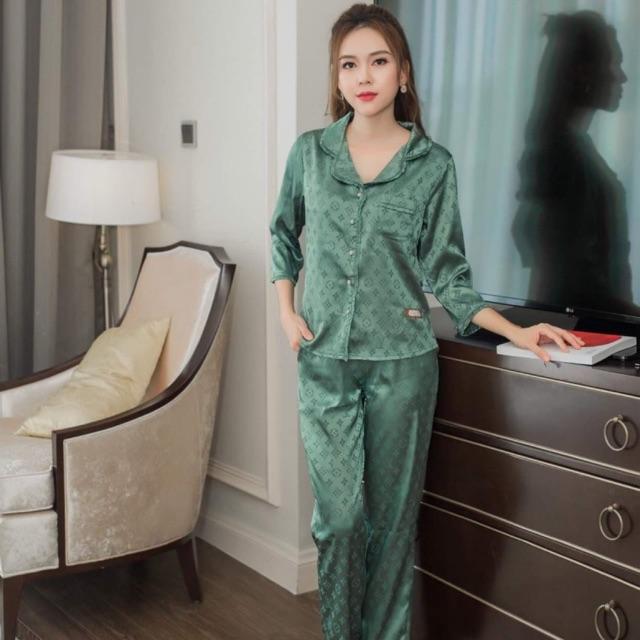 Bộ pijama dài tại Hà Nội