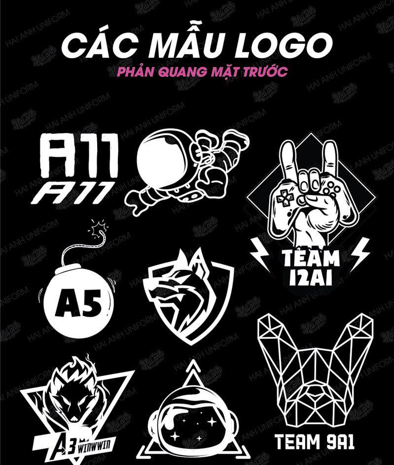 Mẫu logo áo lớp chất tại Bắc Ninh
