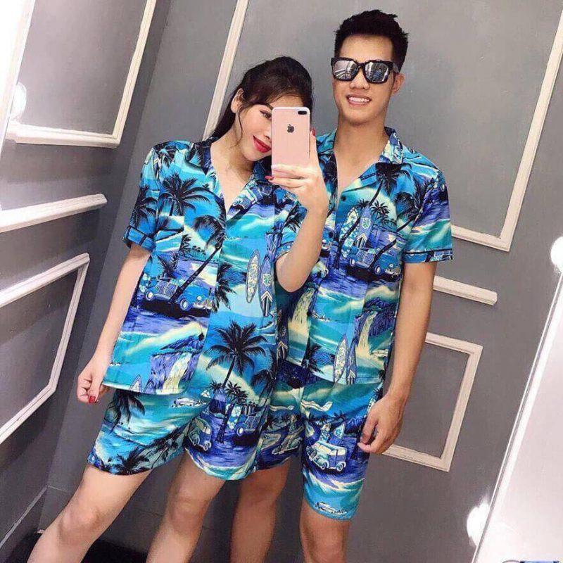 pijama ngắn tại Bắc Ninh