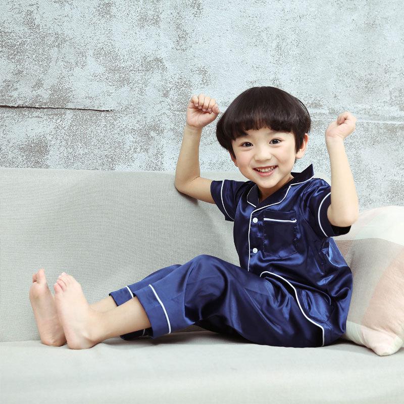 Mẫu pijama cho trẻ mùa hè