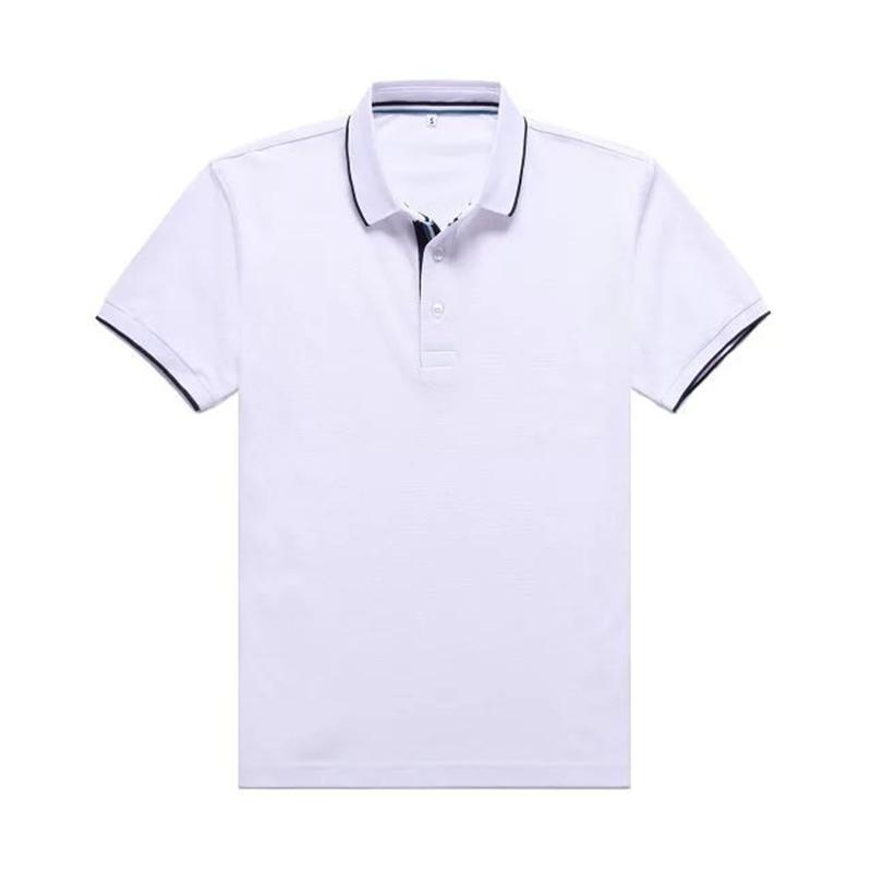 Áo phông trắng đồng phục thiết kế đơn giản