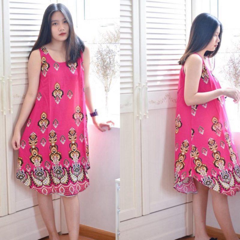 Đầm ngủ vải tôn thoải mái