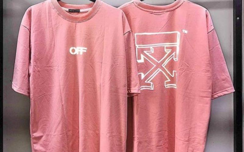 áo lớp màu hồng phản quang