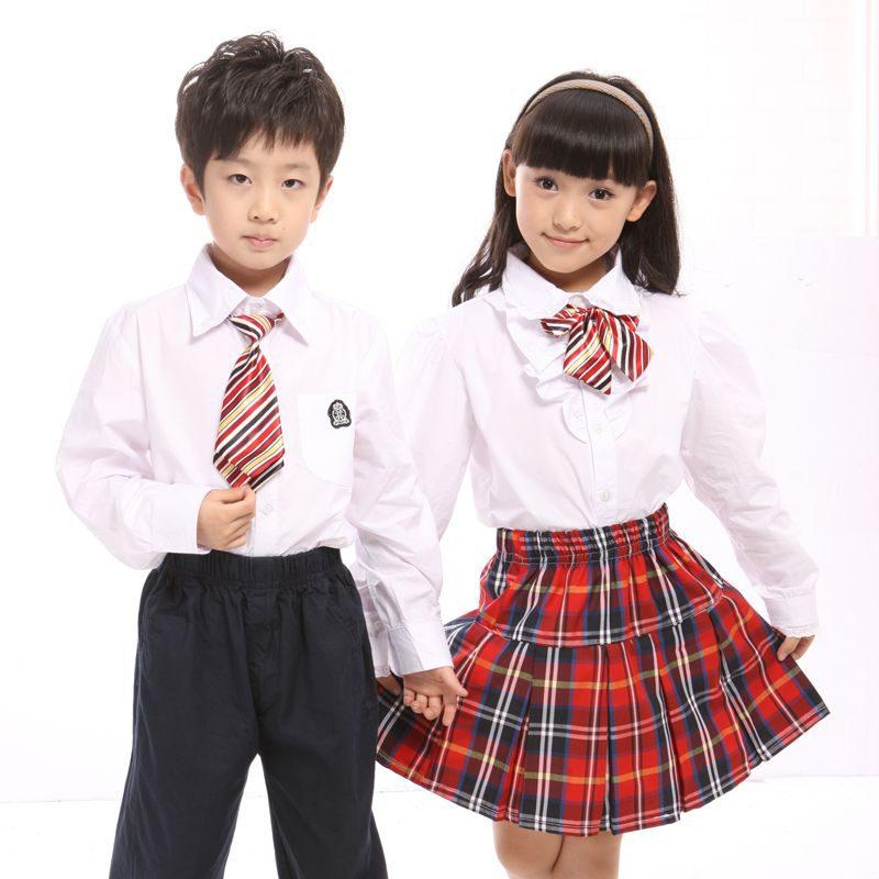 mẫu áo trắng học sinh nữ cấp 1 đẹp