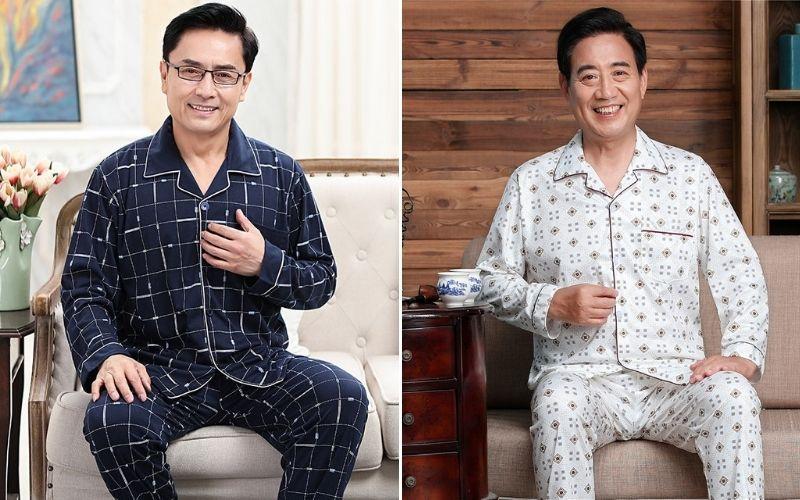 đồ pijama nam trung niên