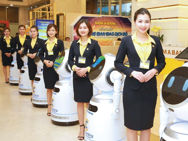 Đồng phục ngân hàng Nam Á