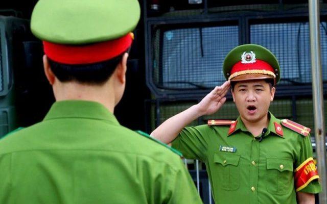 Đồng phục công an
