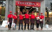 Đồng phục Lotteria