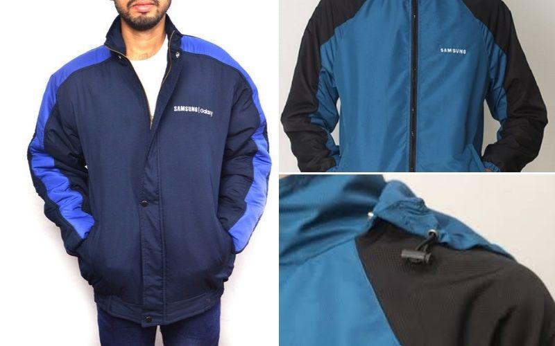 Áo khoác đồng phục Samsung