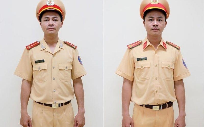 Đồng phục công an giao thông