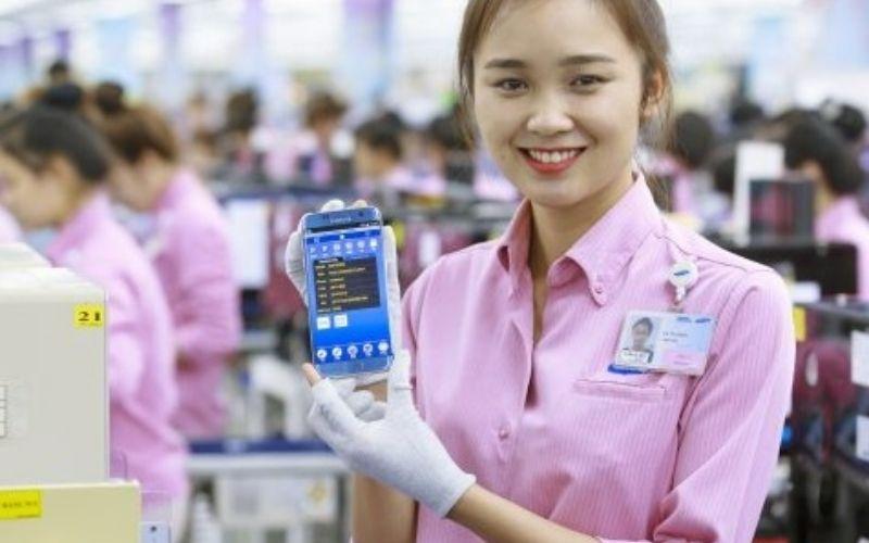 Đồng phục Samsung