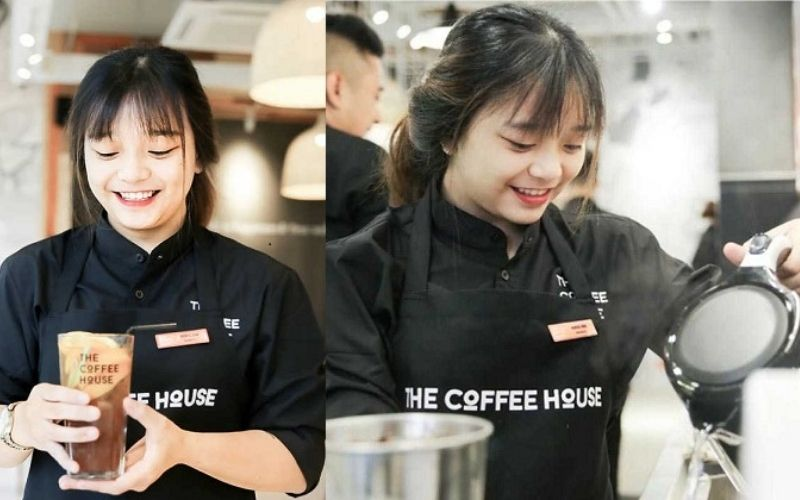 Đồng phục The Coffee House