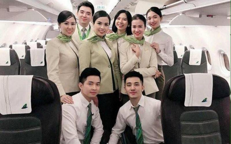 Đồng phục tiếp viên các hãng hàng không